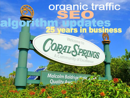 Coral Springs SEO firm